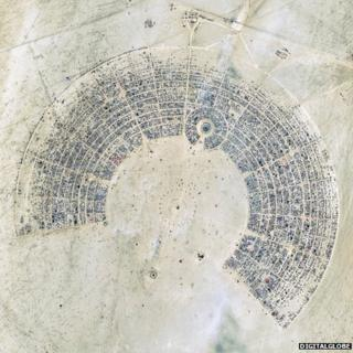 Burning Man festival