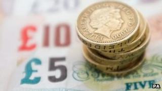 Generic image of money