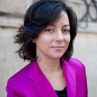 BBC State Department correspondent Kim Ghattas