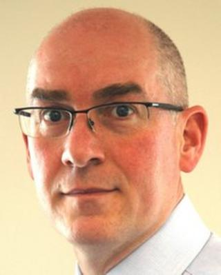 New Financial Chief, Malcolm Couch