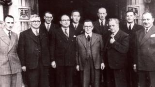 The Tenovus founders