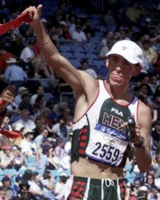 Noe Hernandez, Sydney 2000