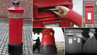Postbox montage