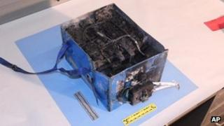 battery was taken from the ANA Dreamliner which had to perform an emergency landing this week