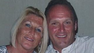 Sandra and Matthew Stevenson