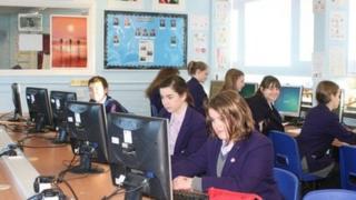 Pupils from Chislehurst & Sidcup Grammar School