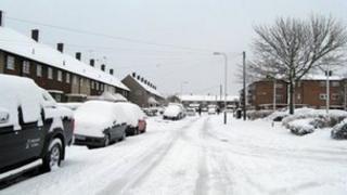 snow essex