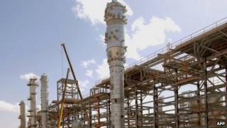 In Amenas gas field (file picture)