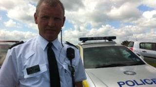 Chief Inspector Andy Lemon