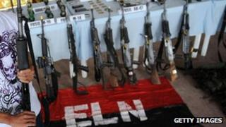 ELN fire arms