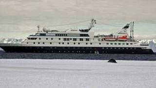 Orion cruise liner