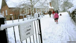 School in Hampshire 2010