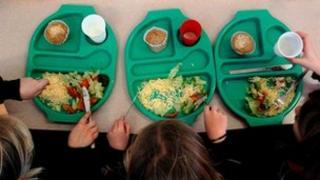 School dinner