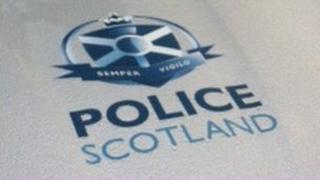 New Police Service of Scotland logo
