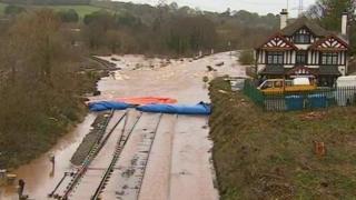 Cowley Bridge Junction, December 2012