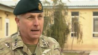 Lt Gen Nick Carter