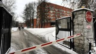 St Petersburg's Hospital No 31, 22 January
