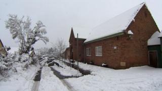 Nether Stowey Village Hall, Somerset