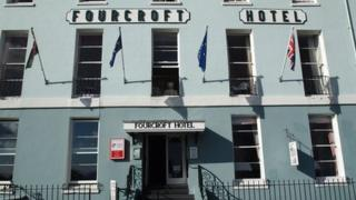 The Fourcroft Hotel, Tenby