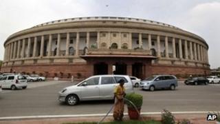 India parliament