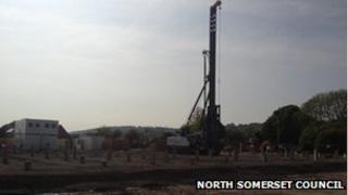 @Worle building work
