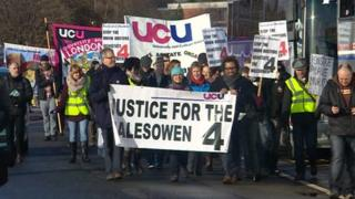 Halesowen demo