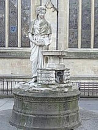 Rebecca Fountain in Bath