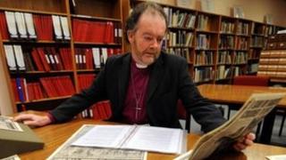 The Right Reverend James Jones