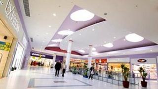 Mall at Weston Favell Shopping Centre