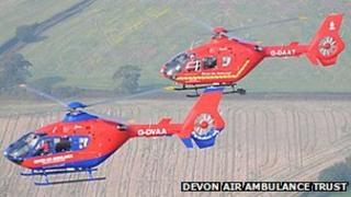 Devon Air Ambulances