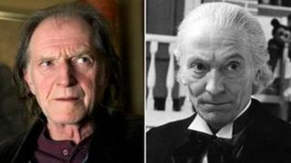 David Bradley and William Hartnell