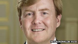 Y Tywysog Willem-Alexander