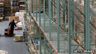 Warehouse in San Francisco