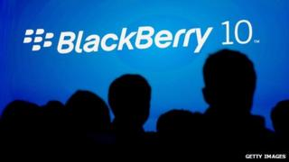 Blackberry launch the new handsets