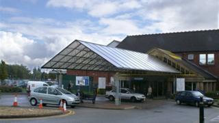 Wrexham Maelor Hospital