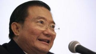 Thai billionaire Chareon Sirivadhanabakdi