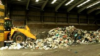 Greater Manchester waste disposal