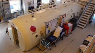 Plymouth hyperbaric chamber