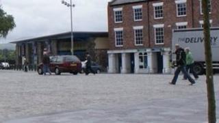 Castle Square Caernarfon