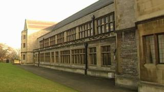 Howell's girls school in Denbigh