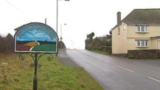 Malborough sign