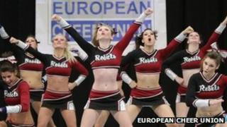 European Cheerleading Championships
