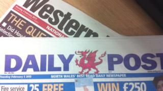Daily Post and Western Mail