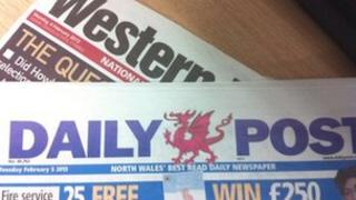 Daily Post a'r Western Mail