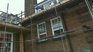 School rebuilding