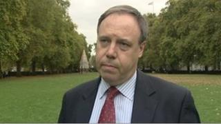 Nigel Dodds MP