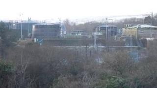 Hayle Sewage Treatment Works