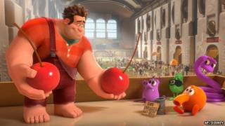 Image from Wreck-It Ralph
