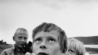 Fomka, Russia, 2003, from White Road by Ivan Sigal