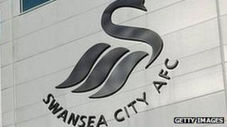 Swansea City badge
